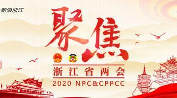 聚焦2020年浙江省两会