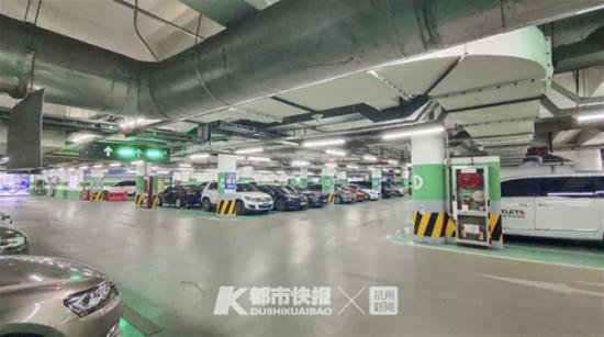 杭州近75万个泊位接入的先离场后付费好不好用 体现如何