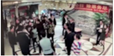 凌晨杭州六位KTV顾客消费后不愿付钱 和店员打了起来