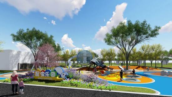 杭州规划建设第二个植物园 下半年一大批新公园上线