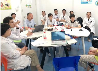 DSD多学科团队专家与患者及家属面对面