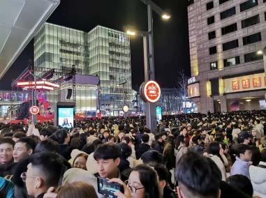 248.99万人次 跨年夜杭州地铁2019年第六次破纪录