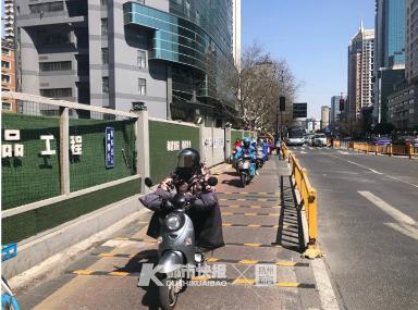 350米非机动车道装了11条减速带 浙江交警部门正式回复