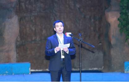 北汽集团党委副书记、总经理张夕勇