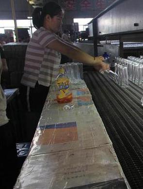 浦江水晶玻璃边角废料实现循环发展