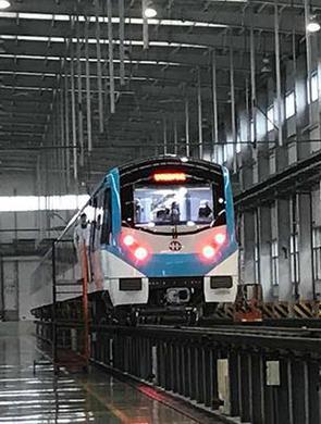 杭临城际铁路力争年底开通试运营