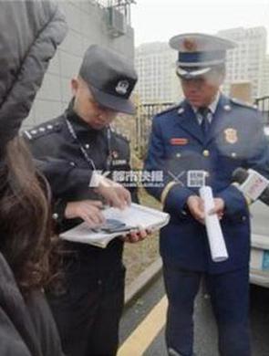 车道占用 杭州消防开展现场整治