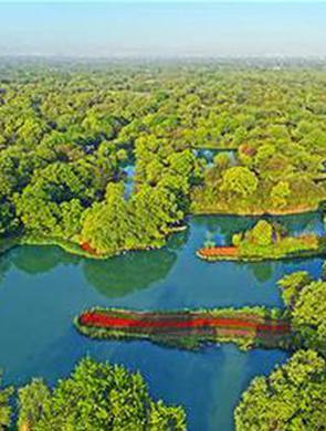 杭州西溪湿地继续扩大开放区域