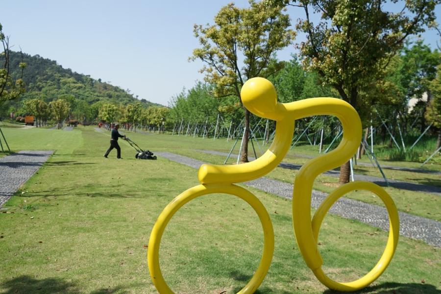 台州海绵公园全新亮相