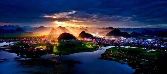 文山州旅游产品暨招商引资推介会在杭州举行