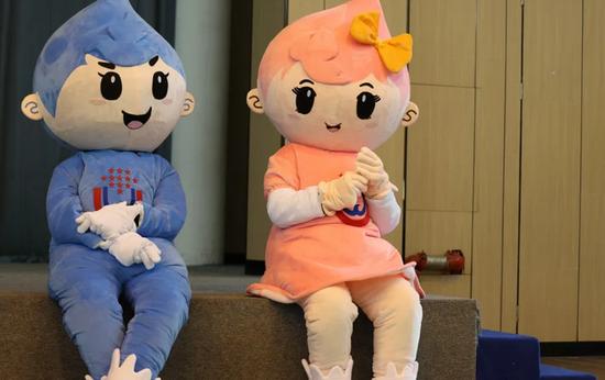 杭州市实验外国语学校:迎亚运,梦想大闯关