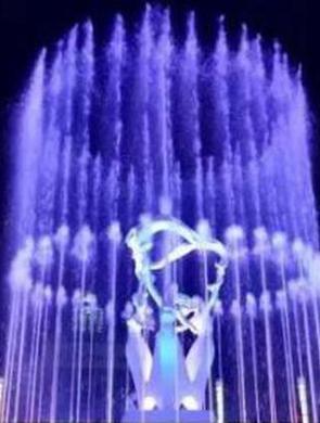 春节杭州灯光秀音乐喷泉开放时间确定