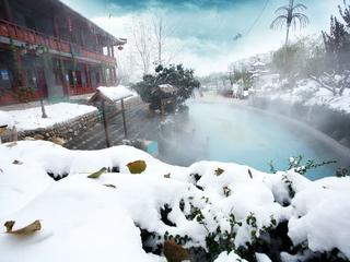 冬季泡温泉五不宜