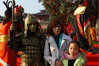 秦王宫——大秦庙会