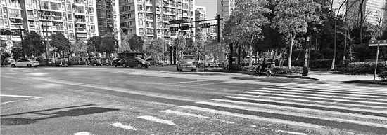 车祸发生地路口