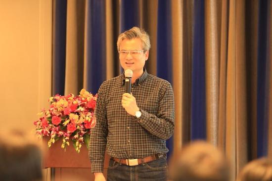 浙江工商大学社会工作专业硕士教育中心主任马良