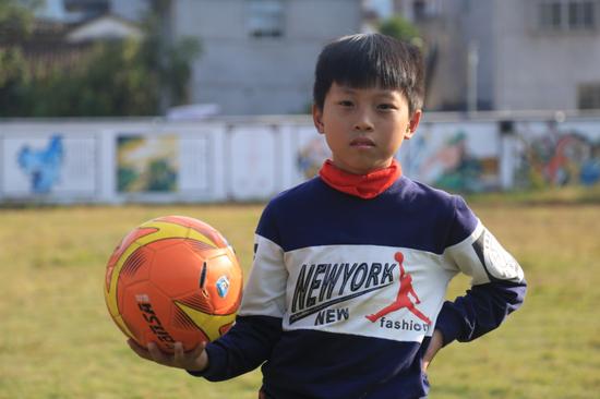 点赞希望之梦想足球
