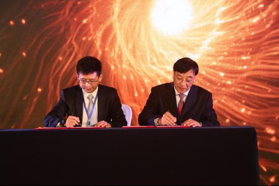 上海交通大学国家健康产业研究院与杭州势成科技有限公司签订战略合作协议