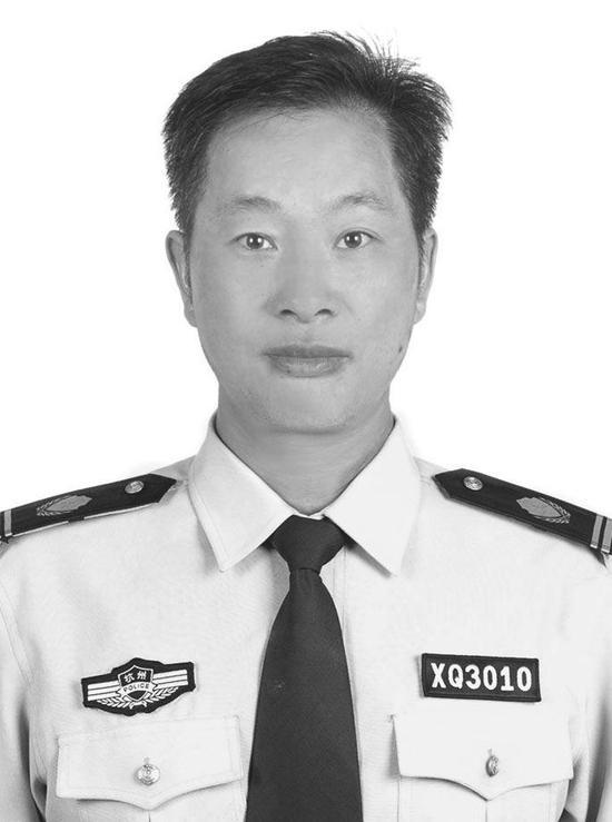 (图:吴建军生前照片)