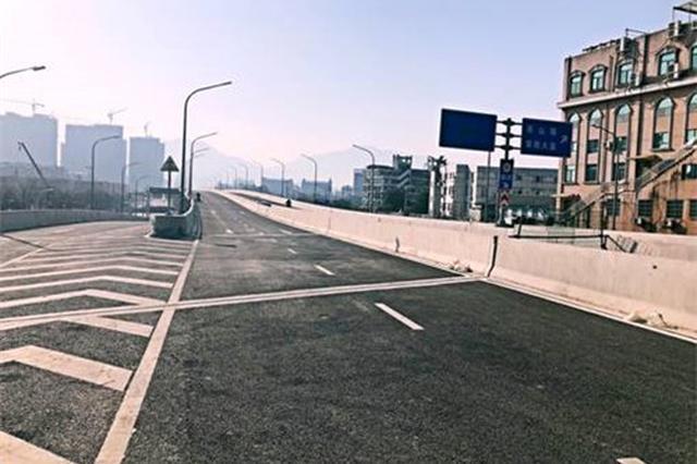 温州市区新建道路36公里 完善城市路网市民出入便捷