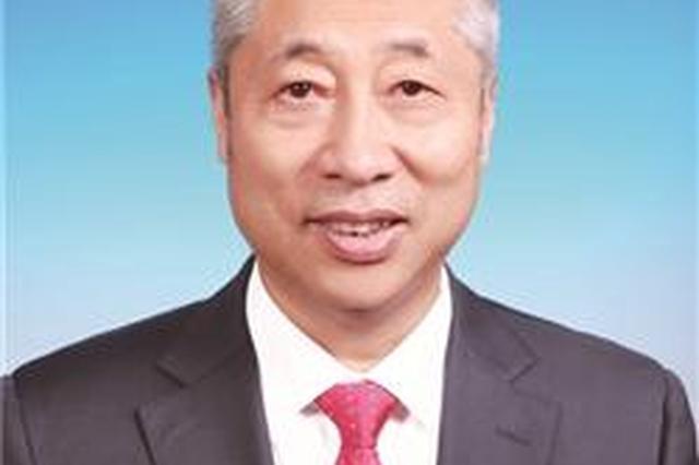 浙江省政协副主席张泽熙当选台盟中央副主席(简历)