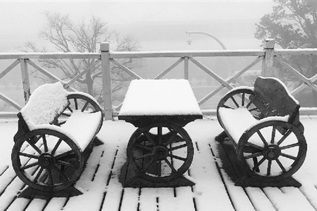 山区的雪不算初雪 杭城平均下初雪日子为12月24日