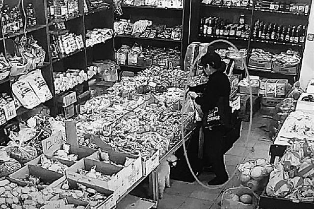 杭州老太1个月偷12次超市 称听从了梦境的召唤