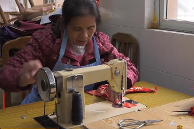 杭州棉鞋奶奶巧手暖人心 15年做鞋2000双
