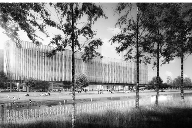 杭金沙湖边将建多层停车楼 项目已完成初步设计批复