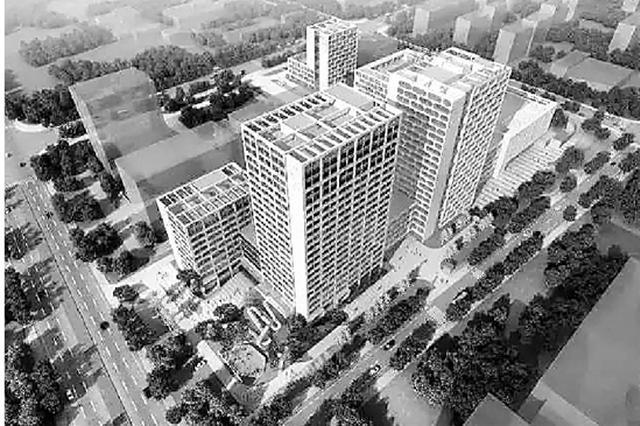 二胎政策实施床位紧张凸显 浙大儿院滨江院区扩建