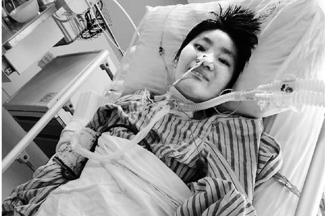 女子为弟弟放弃学业来浙打工 不料遭遇车祸高位截瘫