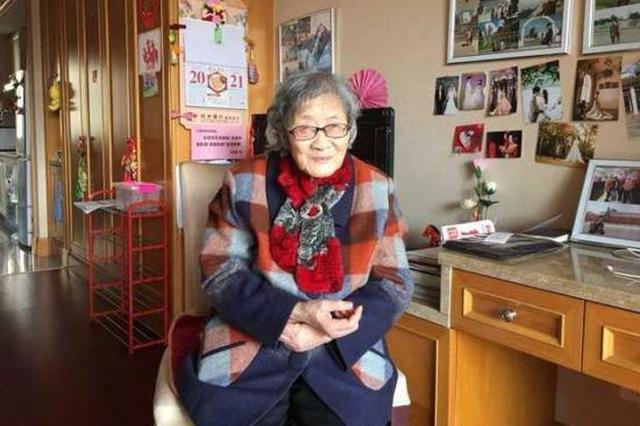 杭州88岁奶奶说走就走 卖掉房子养老还周游列国(图)