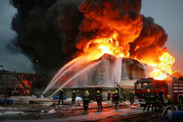 台州路桥一洗车店凌晨发生火灾 两人不幸遇难