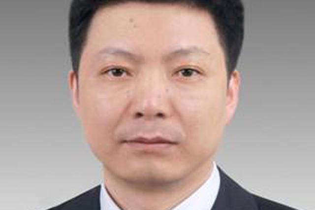 丽水原市长朱晨任浙江省委政法委副书记(图|简历)