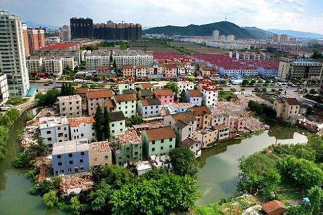 今年浙江将完成城中村改造815个 共23万户