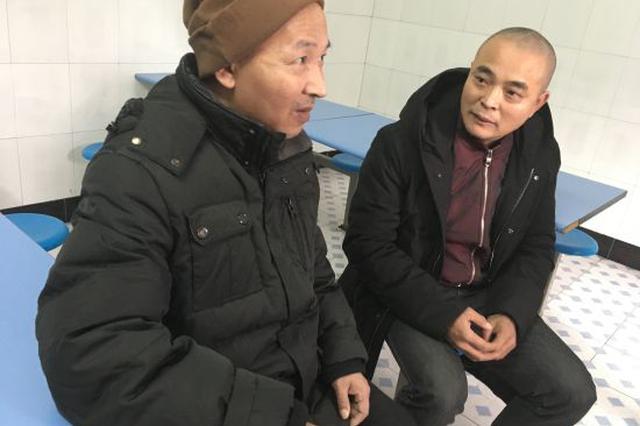 男子失踪十余年 八旬父母DNA匹配寻回在宁波的儿子