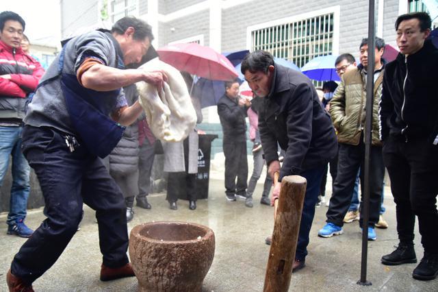 杭州建德:体验民俗寻年味 喜迎新春