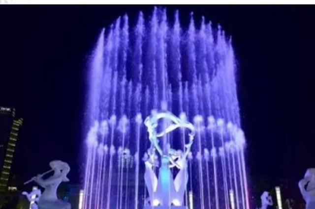 杭州狗年主题灯光秀来袭 喷泉景观灯开放时间确定