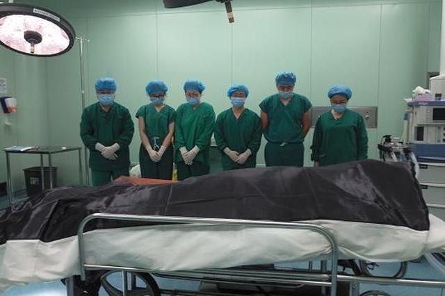 浙江一男子车祸不治 父母捐献其器官以挽救他人生命
