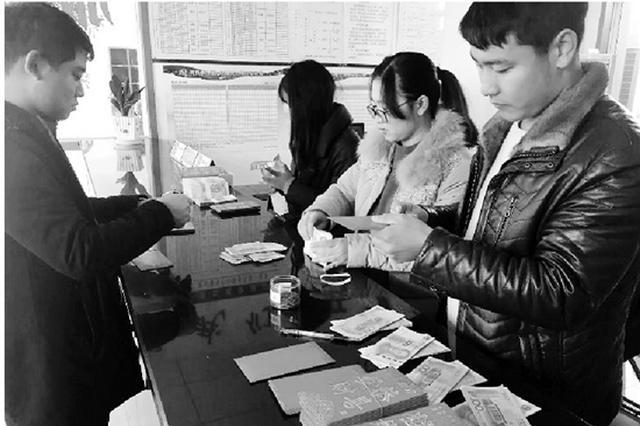 杭州部分村子过年福利羡煞旁人 分现金分年货分老酒