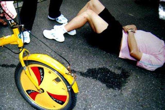 杭1新郎从自行车上摔下 小弟坚挺10余天影响夫妻生活