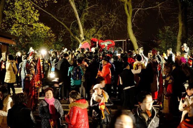 新春杭城活动多 老杭州好玩好吃的去处大盘点