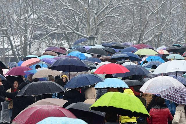 香港游客雨天在杭走散 西湖城管联动1小时寻回