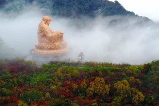 初五迎财神 杭州可1分钱乘坐定制公交前往灵顺寺祈福