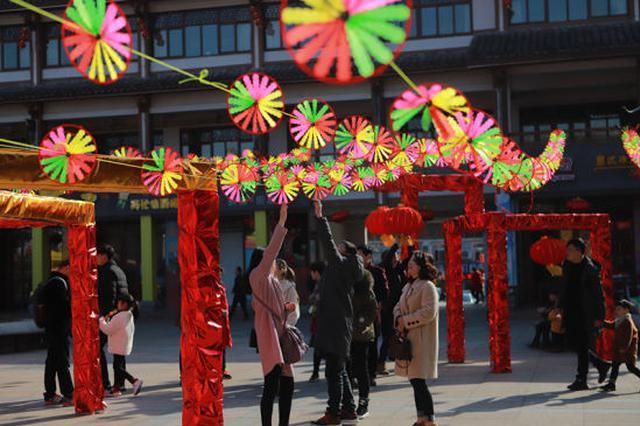 浙石浦渔港古城春节黄金周火爆 游客人次比增长4.9%