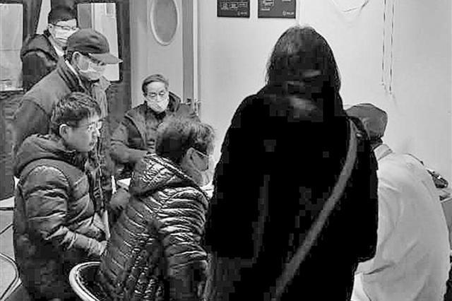 春节感冒病人医院扎堆 杭州1女子怕得流感跑4家医院