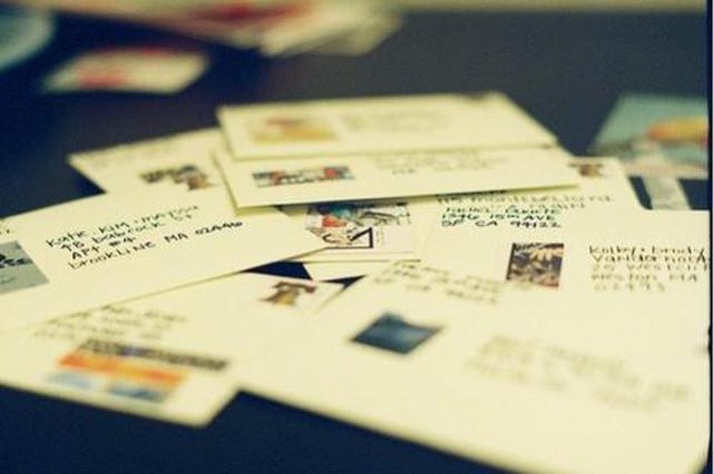 杭州图书馆新春送明信片 地址透露很多人没回家过年
