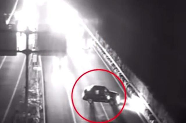 在浙自驾游车队高速集体掉头:以为过年不会处罚