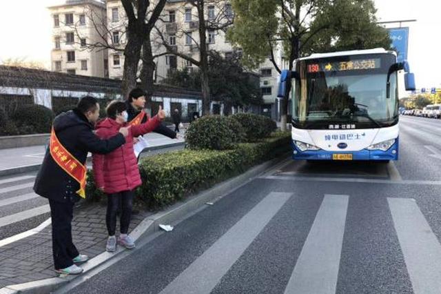 杭州公交增加班次延长服务时间 助力春运返程高峰
