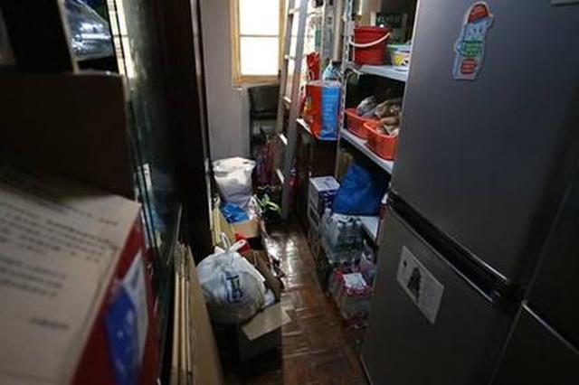 浙江1女子过完年回到家 发现储物间里藏了一男一女